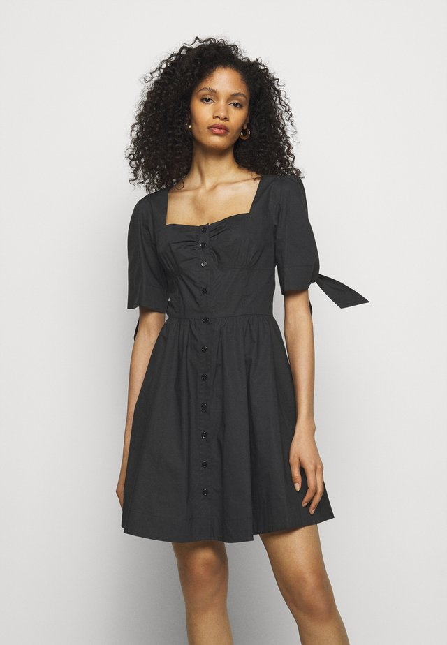 ASSOLTO ABITO PESANTE - Sukienka letnia - black