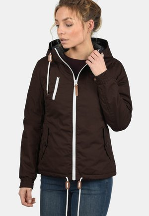 TILDA - Light jacket - coffee bean
