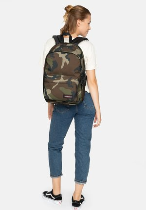 BACK TO WORK - Rucksack - camo