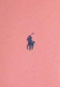Polo Ralph Lauren - CUSTOM SLIM FIT JERSEY T-SHIRT - T-paita - desert rose - 6