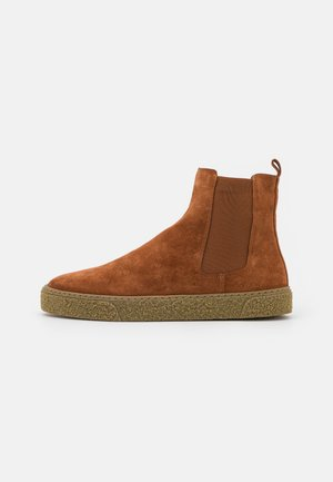 BIACHAD WINTER CHELSEA BOOT - Classic ankle boots - cognac