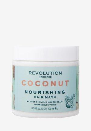 REVOLUTION HAIR MASK NOURISHING COCONUT - Hair mask - -