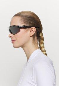 Oakley - RADAR ADVANCER UNISEX - Sportbrille - polished black - 0