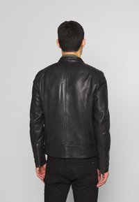 Belstaff - RACER - Leather jacket - black - 2