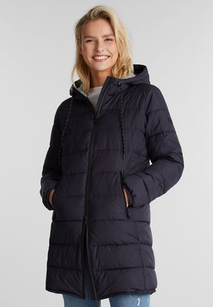 MIT 3M™ THINSULATE™-FÜLLUNG - Winter coat - navy