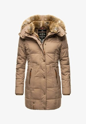 LIEBLINGS - Winter coat - taupe