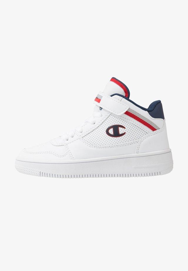 MID CUT SHOE REBOUND VINTAGE - Basketbalové boty - white