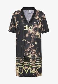 DRESS - Žerzejové šaty - multicolor