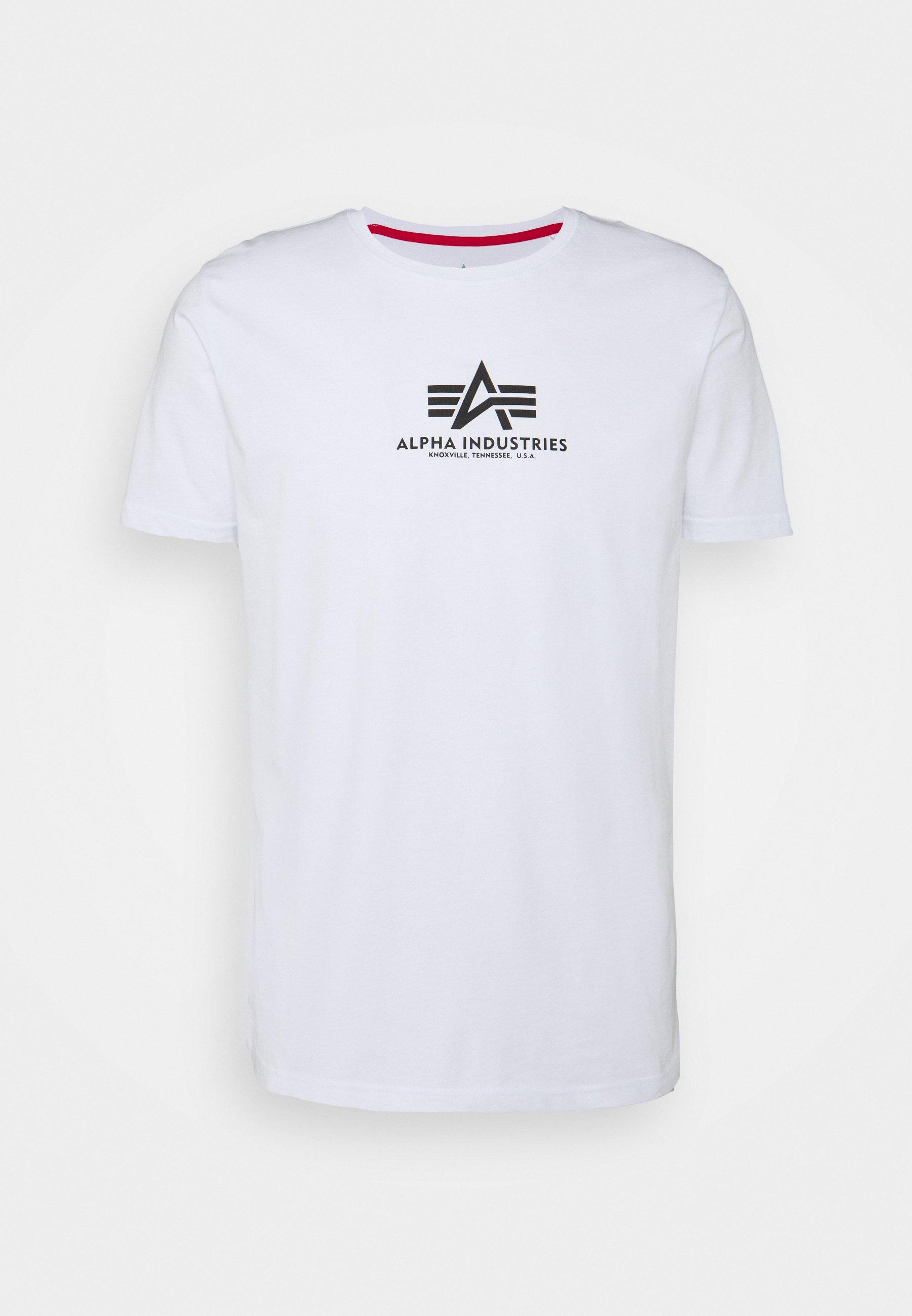 Men BASIC - Print T-shirt