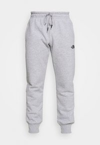 The North Face - JOGGER - Tracksuit bottoms - light grey heather - 5