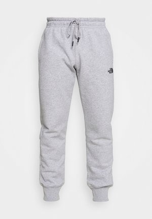 JOGGER - Jogginghose - light grey heather