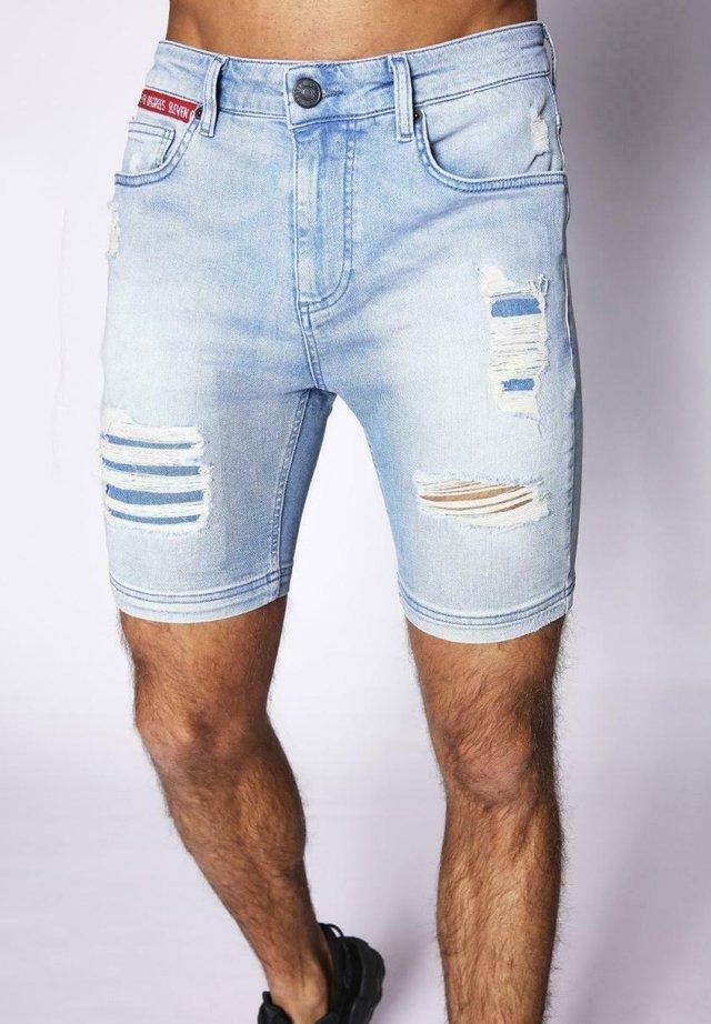 Shorts vaqueros - light denim