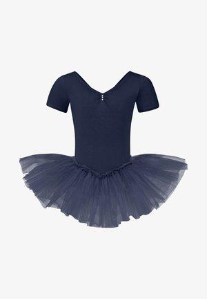 BALLETT TUTU NELE KURZARM - Day dress - marineblau