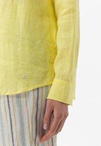BRAX - VICTORIA - Button-down blouse - yellow - 4