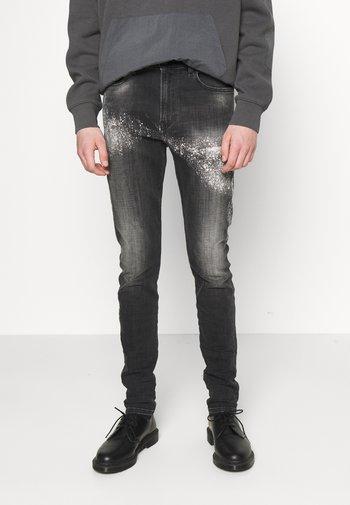 D-AMNY-Y-SP4 - Slim fit jeans - washed black