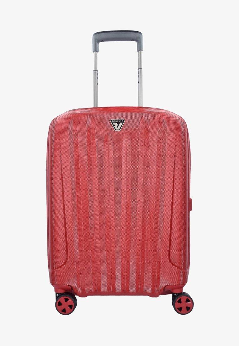 Roncato - UNICA  - Wheeled suitcase - red