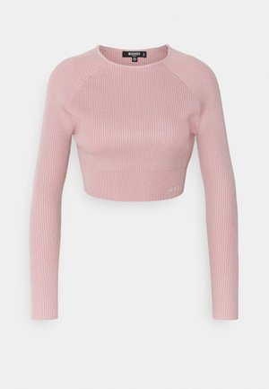 LONG SLEEVE - Long sleeved top - pink