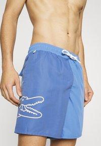 Lacoste - Swimming shorts - king/turquin blue ledge - 2