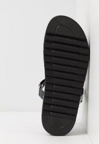 Koi Footwear - VEGAN  - Korkeakorkoiset sandaalit - black - 4