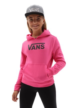 GR FLYING V HOODIE GIRLS - Hoodie - fuchsia purple