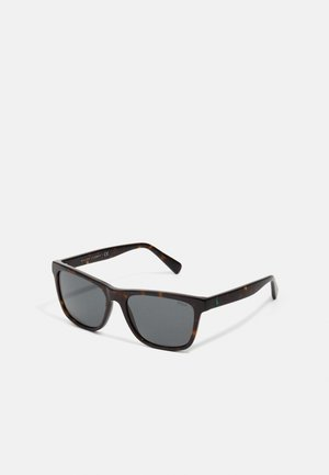 UNISEX - Sunglasses - dark havana