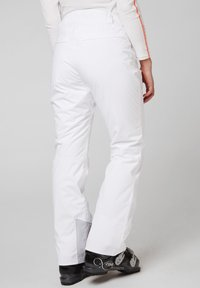 Helly Hansen - LEGENDARY INSULATED PANT  - Snow pants - white - 1