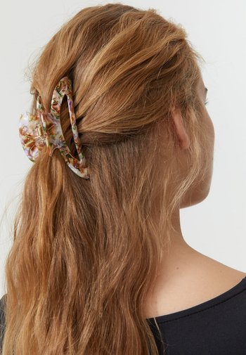 BUNTE  - Hair styling accessory - brown