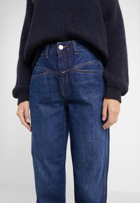 CLOSED - PEDAL PUSHER - Jeans Relaxed Fit - dark blue - 3