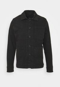 Jack & Jones - JJILUCAS JJJACKET BLACK - Summer jacket - black - 0