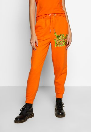 ONLBILLIE EILISH PANTS - Tracksuit bottoms - puffins bill