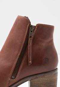 Apple of Eden - LOTTE - Ankle boots - brown - 2