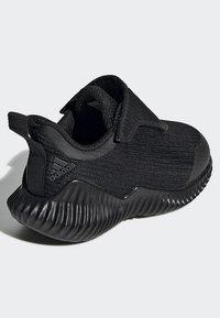 adidas Performance - FORTARUN AC SHOES - Obuwie do biegania Stabilność - black - 3