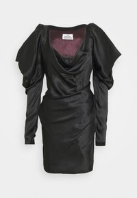 NEW VIRGINIA MINI DRESS - Cocktail dress / Party dress - black