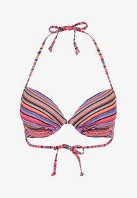 Homeboy Beach - KUBA - Bikini top - salmon - 5