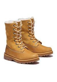 Timberland - Winter boots - wheat nubuck - 5