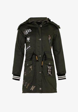 MONARCH - Winter coat - khaki