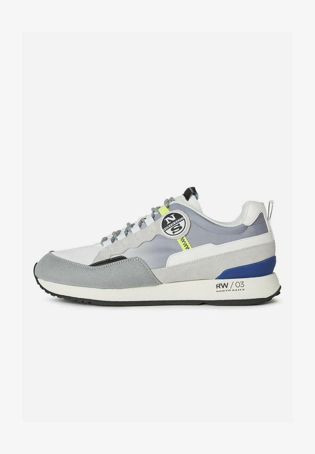 Sneakers laag - multi-coloured e003