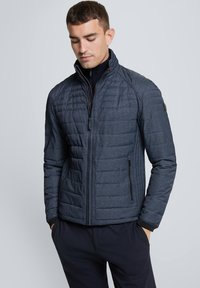 Strellson - CLASON - Light jacket - navy meliert - 0
