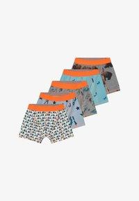 Claesen's - BOYS 5 PACK  - Pants - green - 4