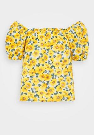 VIMESTI - T-shirt print - sunshine