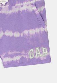 GAP - GIRL LOGO  - Shorts - purple - 2