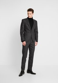 Shelby & Sons - CRANBROOK SUIT - Completo - charcoal - 0