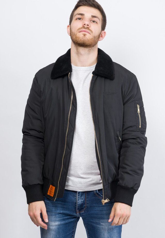 CURTISS - Light jacket - black