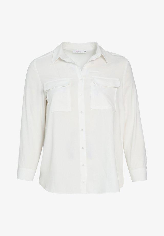 Skjorta - ecru