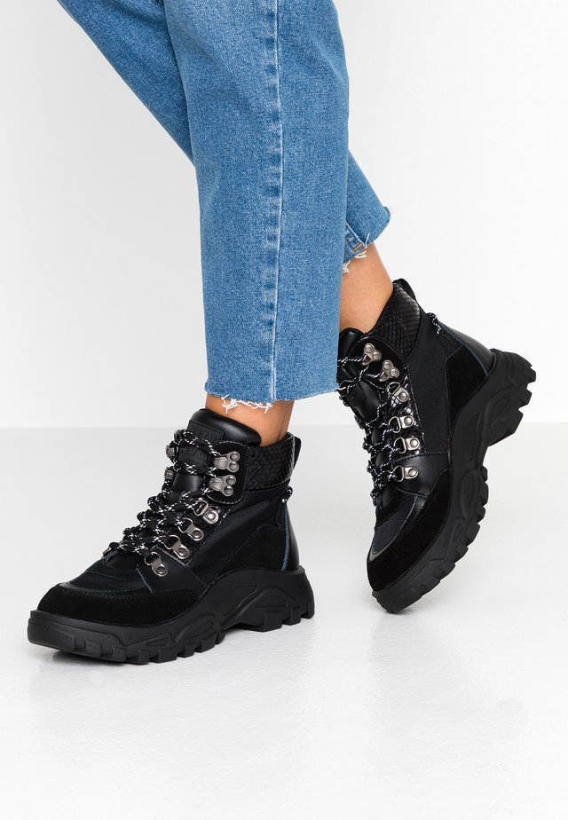 ARIZONA - Boots à talons - black