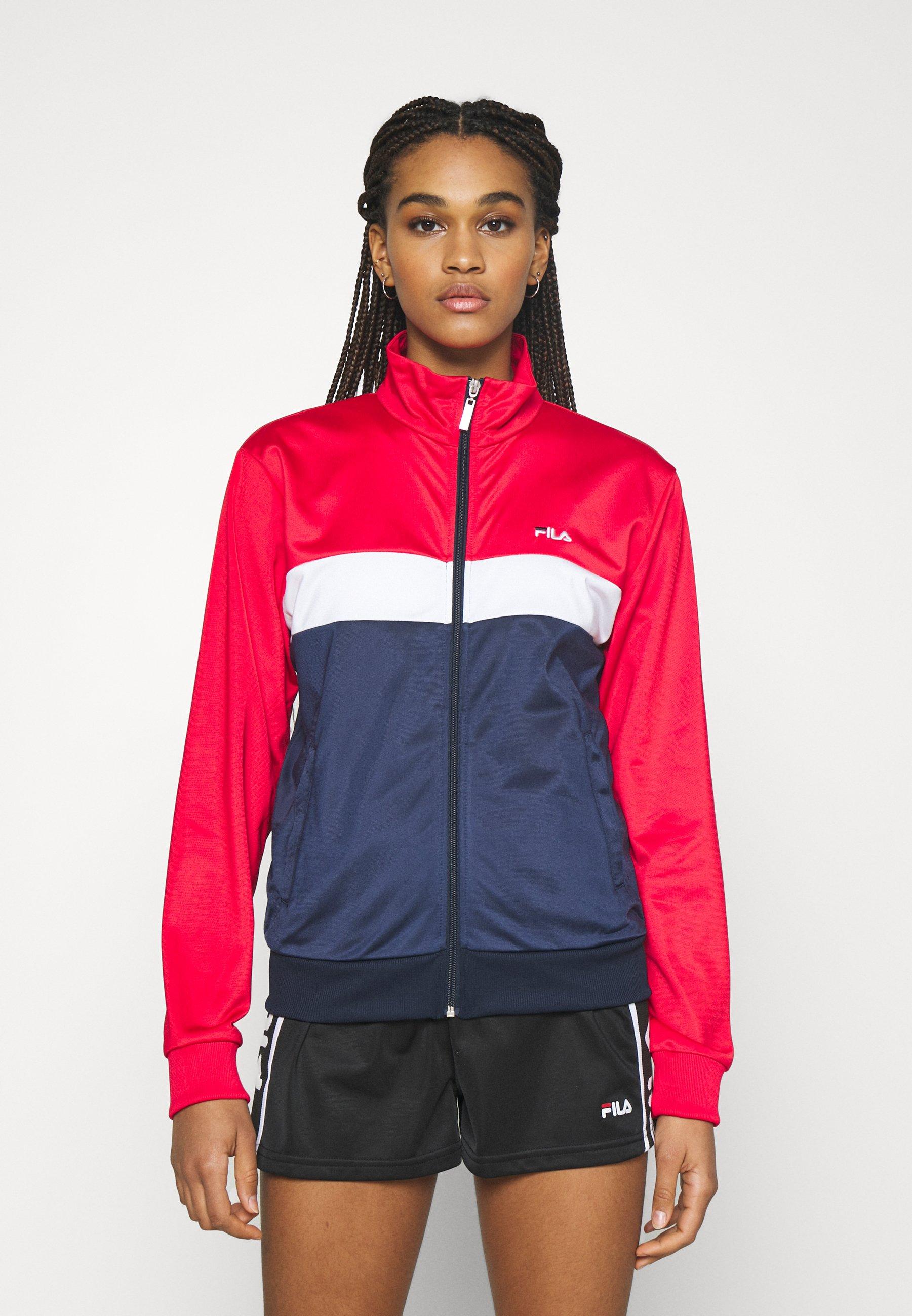 Women ELERI TRACK JACKET - Training jacket