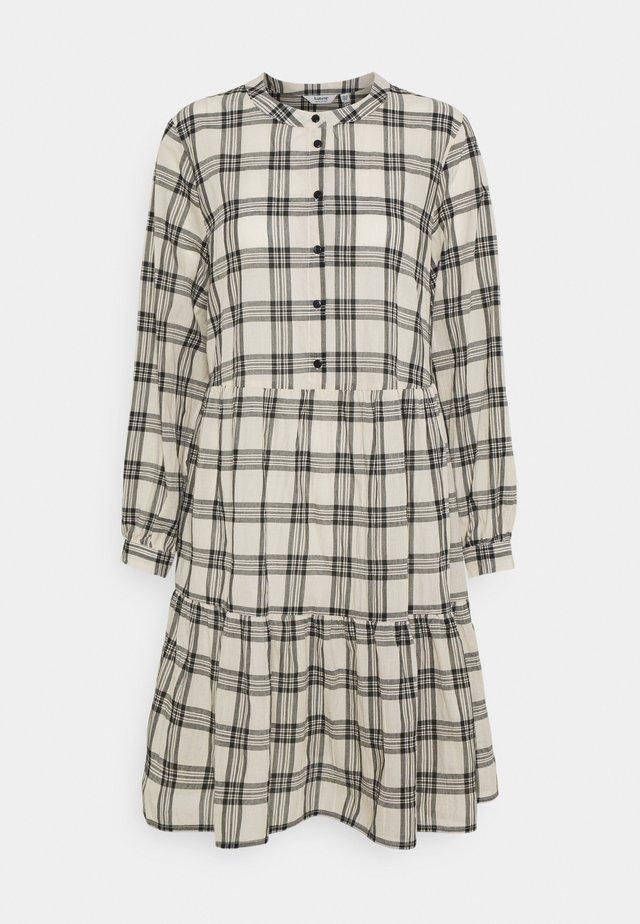 FINE DRESS  - Shirt dress - birch