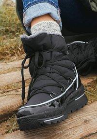 Next - Snowboots  - black - 0