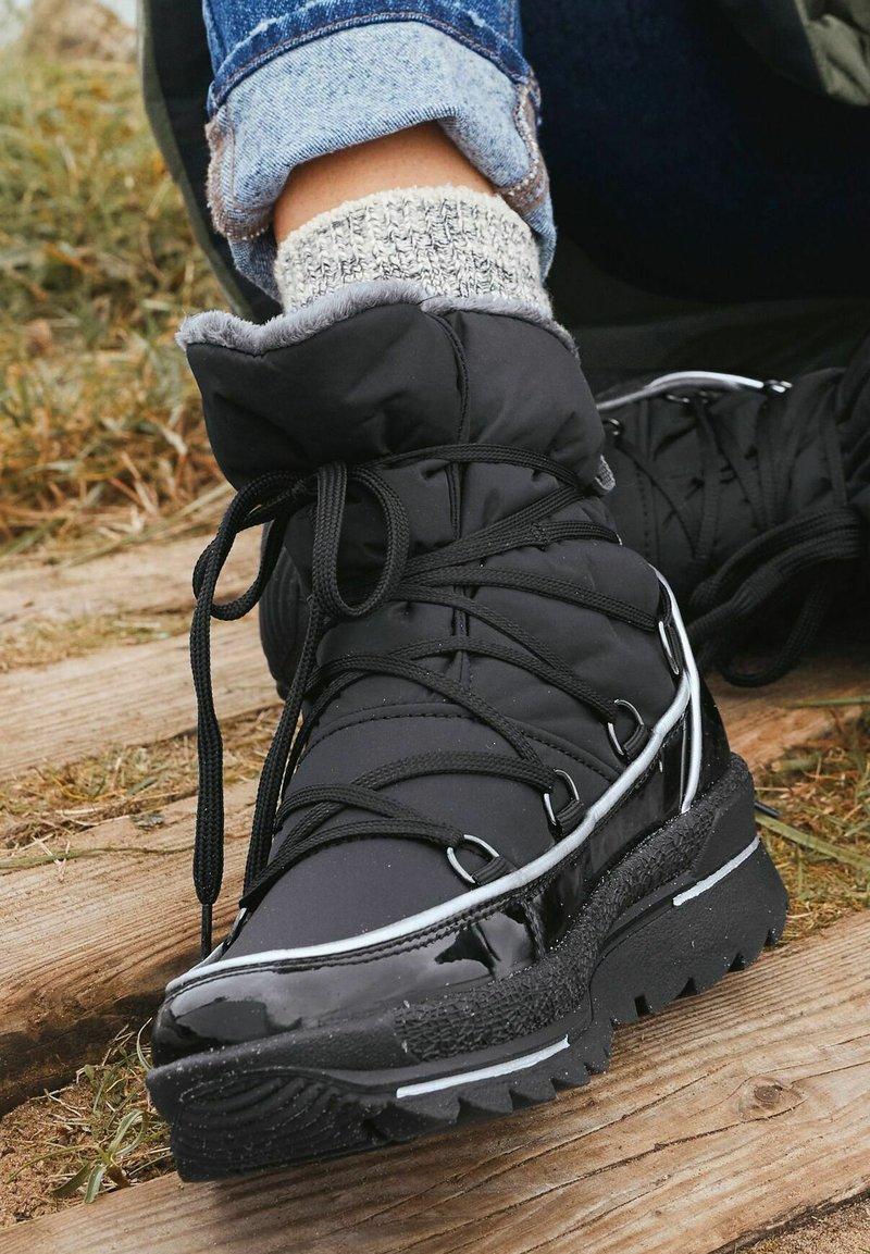 Next - Snowboots  - black