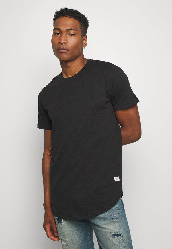 Jack & Jones JJENOA TEE CREW NECK 5 PACK - T-shirt basic - white/black/wielokolorowy Odzież Męska KXNC